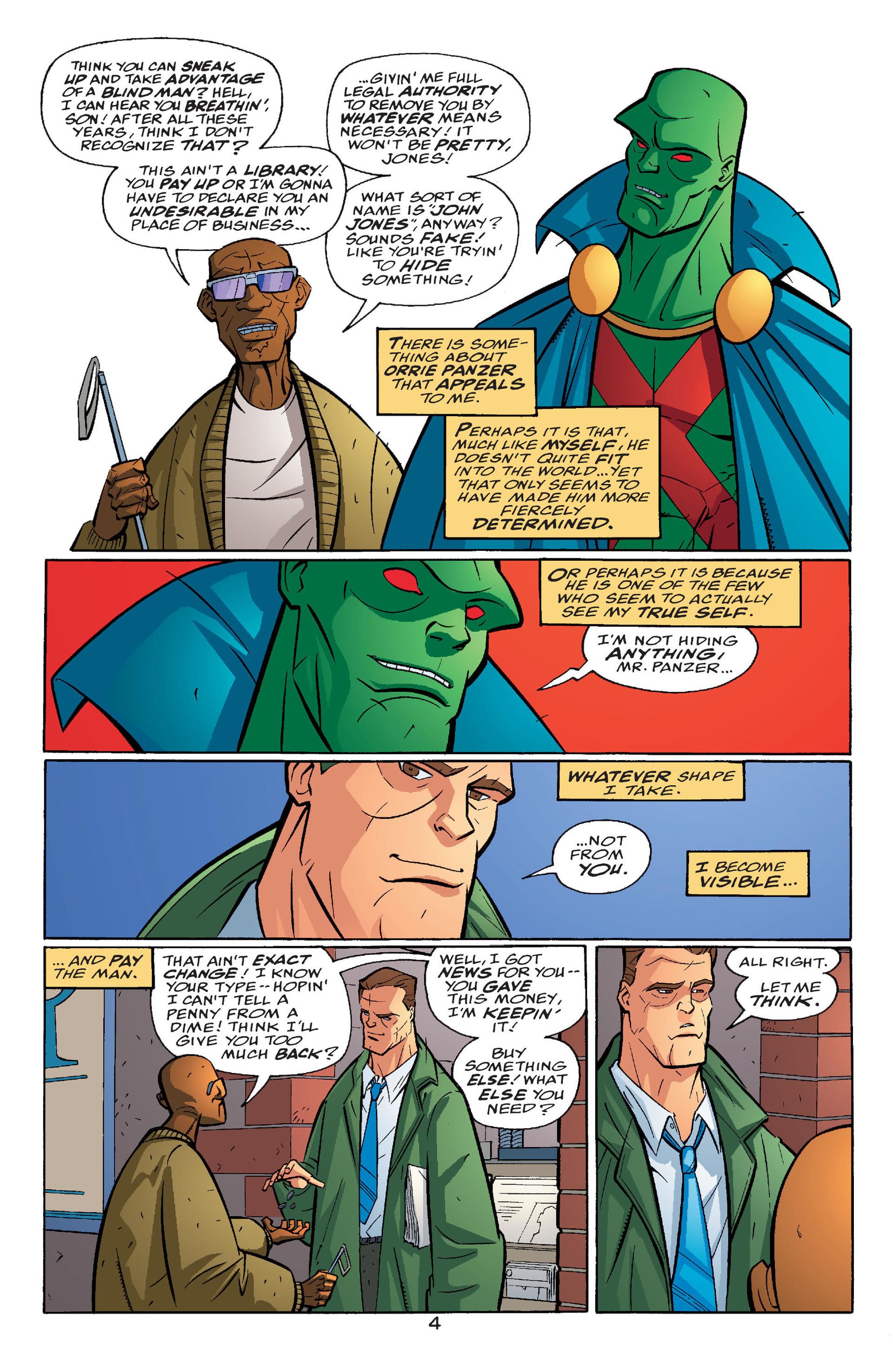 Harley Quinn (2000) Issue #23 #23 - English 5