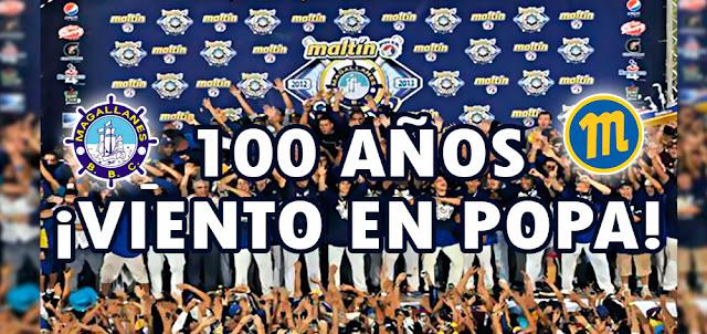 100 Aniversario de los Navegantes del Magallanes, centenario del equipo de Béisbol Venezolano