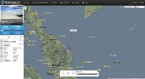 Penerbangan MH370