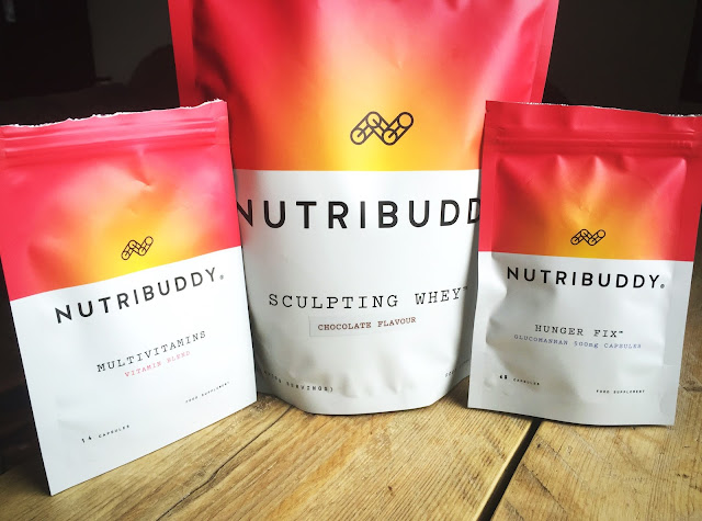 Nutribuddy, weight loss kit
