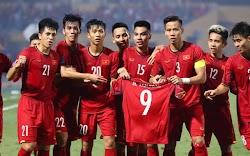 Danh sách đội tuyển bóng đá Việt Nam tham dự Asian Cup 2019