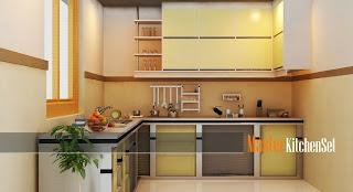kitchen set solo blog master minimalis