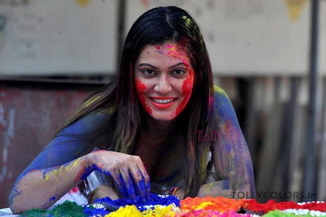 Happy Holi 2018 Actress Pics