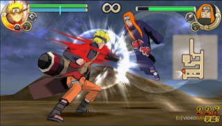 Download Naruto Shippuden The HOKAGE PPSSPP/ PSP ISO CSO High Compress for Android Terbaru 2017 Gratis