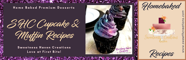 SHC CUPCAKE & MUFFIN RECIPES