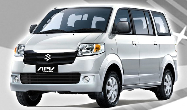 Seperti Apa Suzuki APV Model Baru?
