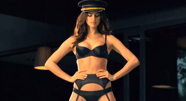 5d84b7a6b32c7 Penelope Cruz's Directs New L'Agent by Agent Provocateur Web Film Ad That Features  Sister