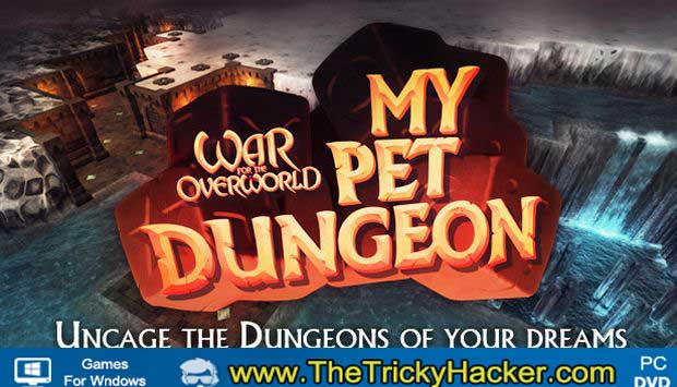 War for the Overworld My Pet Dungeon Free Download Full Version Game PC
