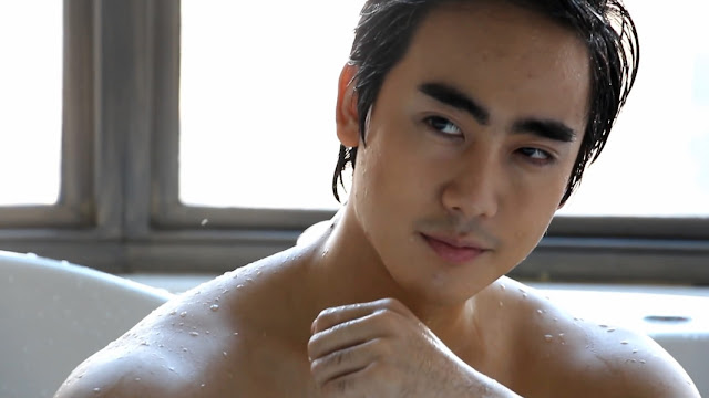 [Attitude Thailand] - Behind the scene - cover HUT JIRAVICH