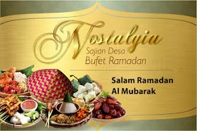 Lokasi Buffet Ramadhan Pulau Pinang 2016
