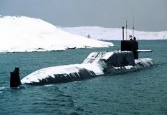 Delta Class Submarine