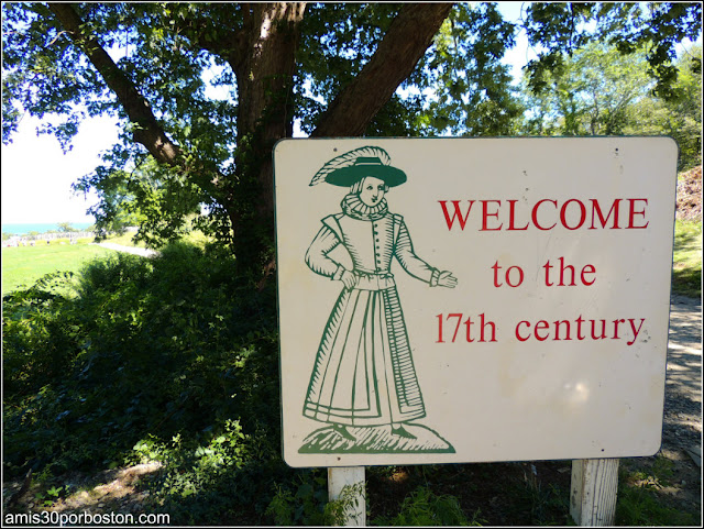 Plimoth Plantation: 17th-Century English Village