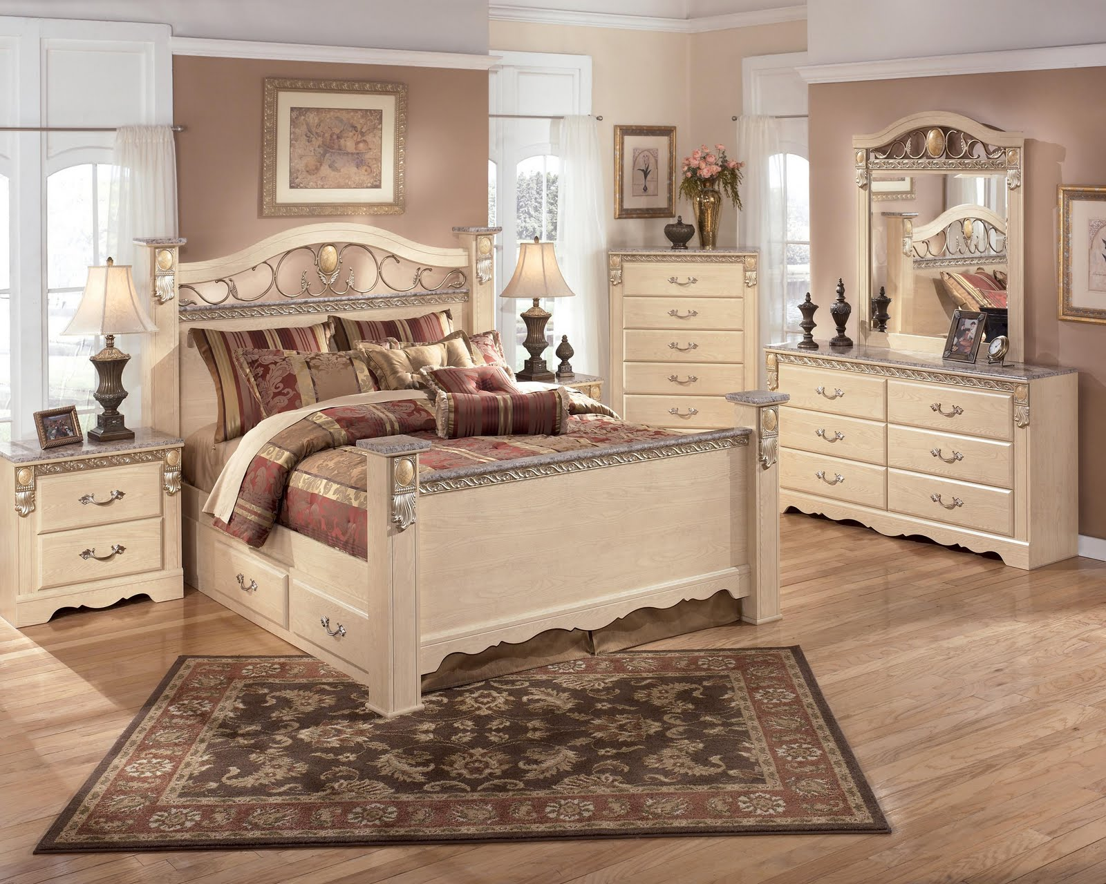 Bedroom Set American Furniture Warehouse