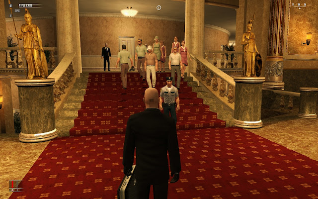Hitman Blood Money PC Game Download Free Gameplay 1