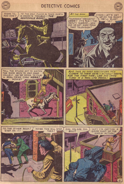 Read online Detective Comics (1937) comic -  Issue #197 - 39