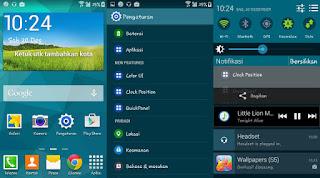 Custom ROM Galaxy S5 Untuk Andromax C3