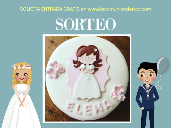 Fairy Cakes Virginia en Showroom Tendencias en Comuniones 2017
