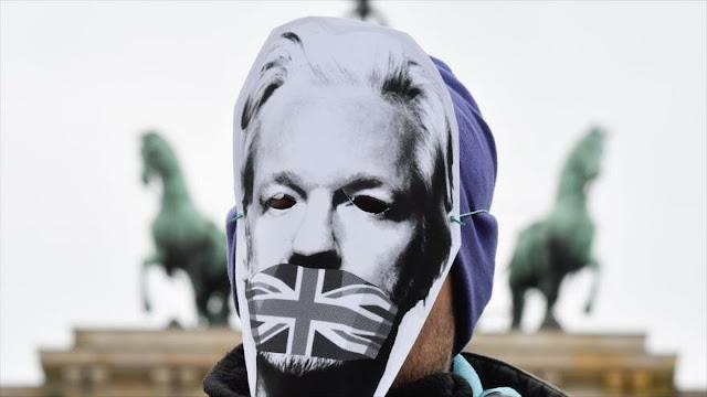 """EEUU se venga de Assange por revelar sus crímenes de guerra"""