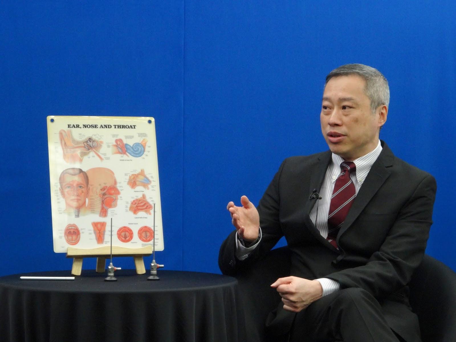 明報 健康版 訪問葉劍光醫生 | 鄭志文的私人網誌