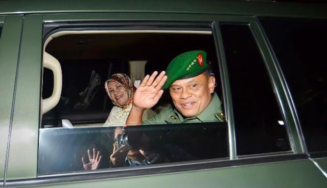 Disebut Lebih Kaya dari Prabowo, Ini Respon Gatot