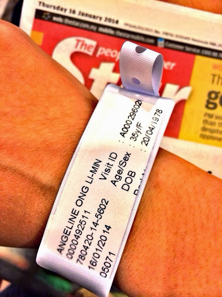 Malindo Air to KL for Sinusitis Surgery @ Sunway Medical Centre