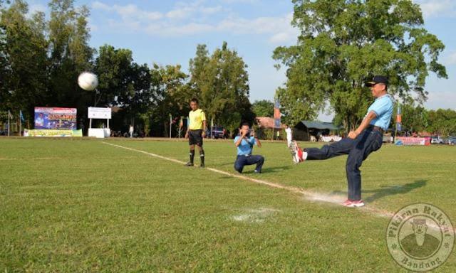 Pumas FC Jadi Juara Danlanud Suryadarma Cup 2018