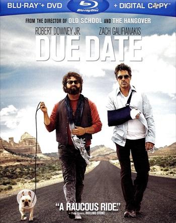 Due Date 2010 Dual Audio Hindi Bluray Download