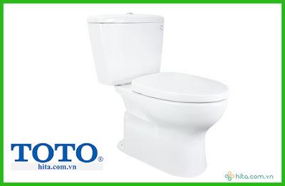 Bồn cầu TOTO CS300DRT3 tiết kiệm nước