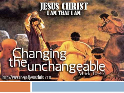 The Unchangeable Changer