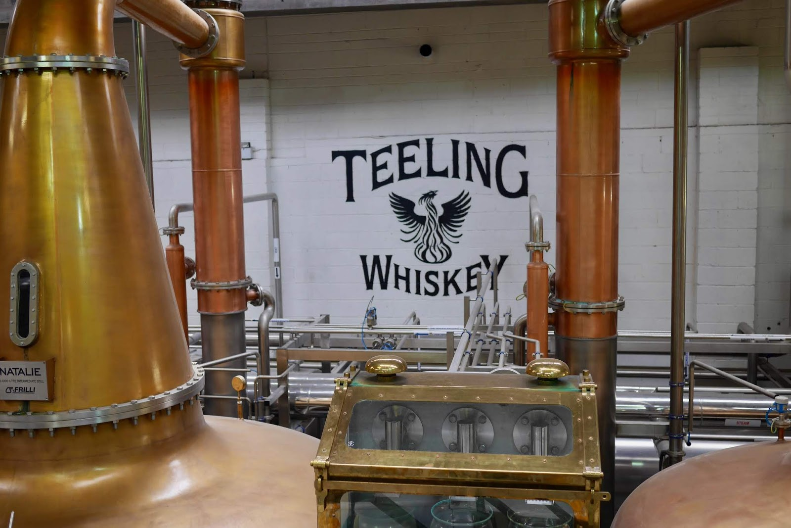Teelings Whisky Distillery Tour by Scottish Blogger Cal McTravels from www.calmctravels.com
