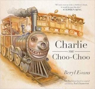 Stephen King Books,Charlie the Choo-Choo, Beryl Evans
