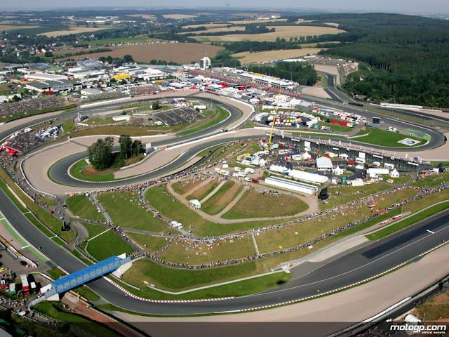 Fakta Unik Sirkuit MotoGP Sachsenring