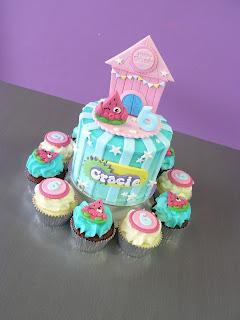 Shopkin Cupcakes