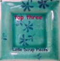 Top 3 at Little Scrap Pieces