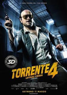 descargar Torrente 4: Crisis Letal (2011), Torrente 4: Crisis Letal (2011) español