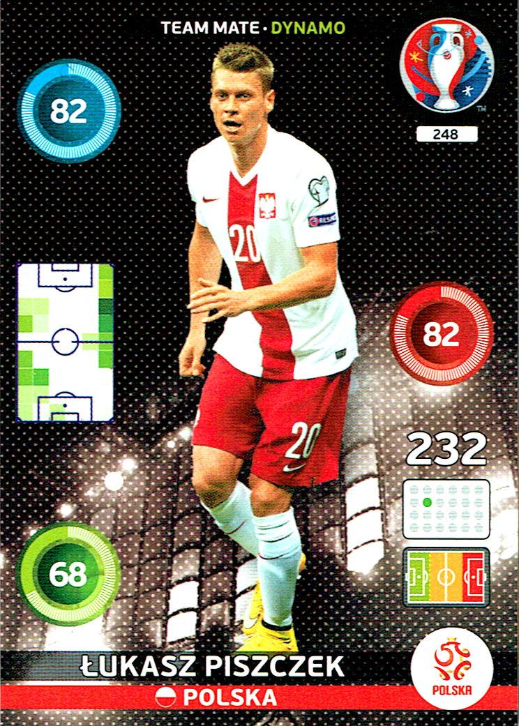 Lukasz Fabianski Panini Adrenalyn XL France 2016-245 Goal Stopper