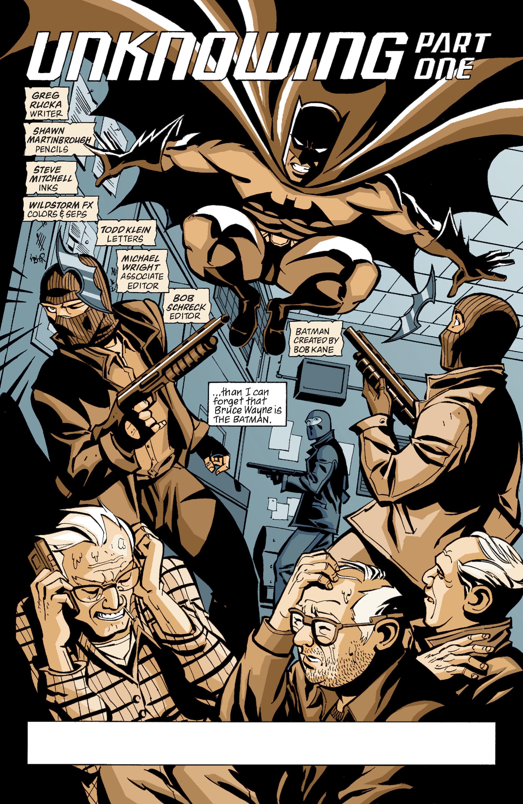 Detective Comics (1937) 758 Page 2