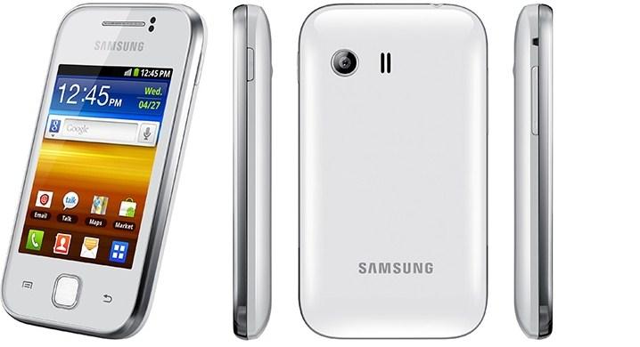 Samsung Galaxy Young Dan Galaxy Young 2 Smartphone Samsung Lawas