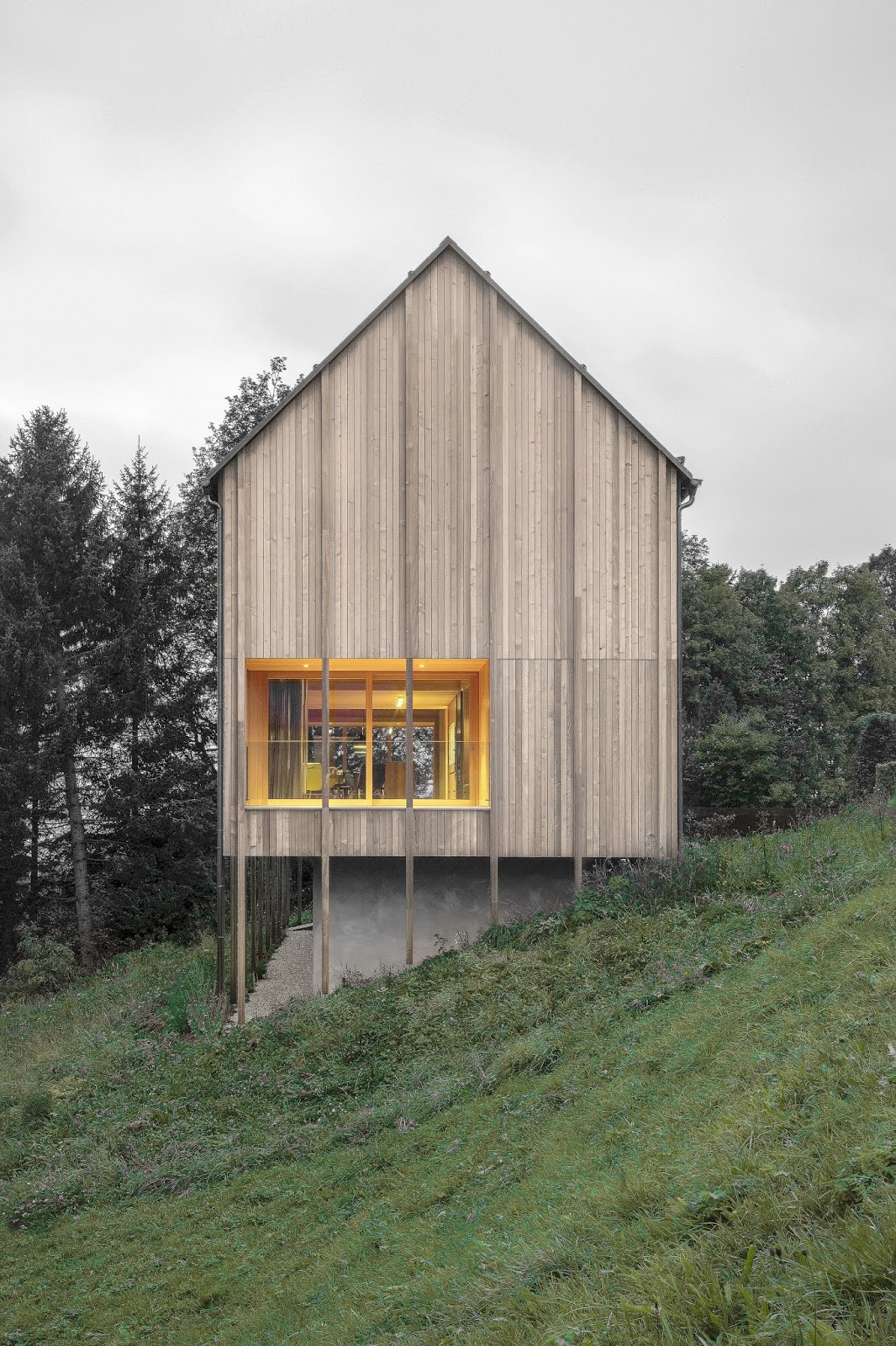 101 Best Wood Architecture Projects