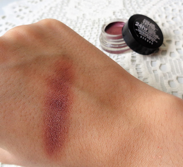 Testei: Sombra Color Tatoo, Maybelline