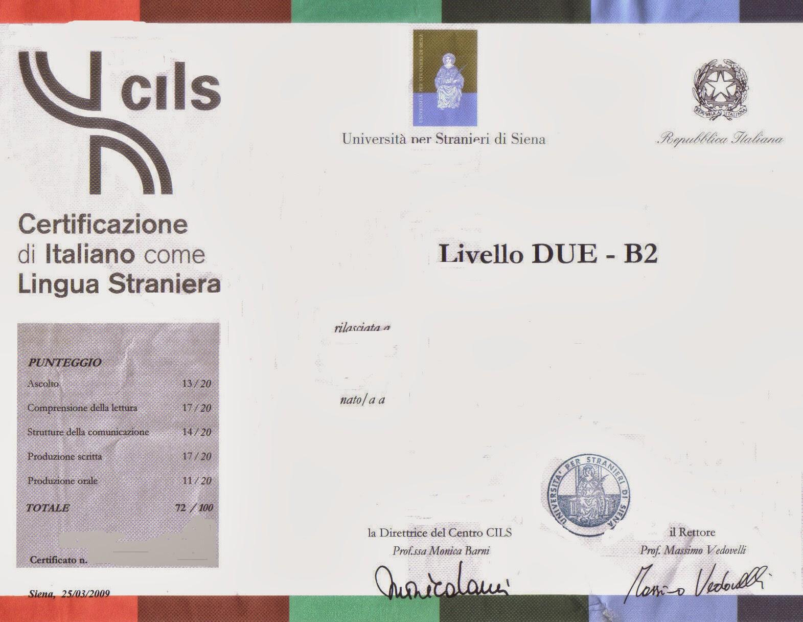 Emejing esame lingua italiana per carta di soggiorno for Test italiano per carta di soggiorno 2016