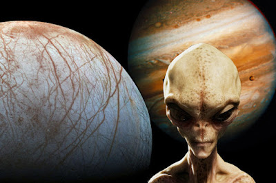 Aliens on Jupiter could be real.