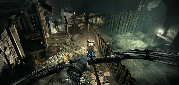 Thief PS4 Gameplay Footage