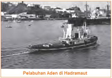 Kelompok Masyarakat Arab yang terbentuk pada masa perkembangan Islam di Indonesia - Nusantara