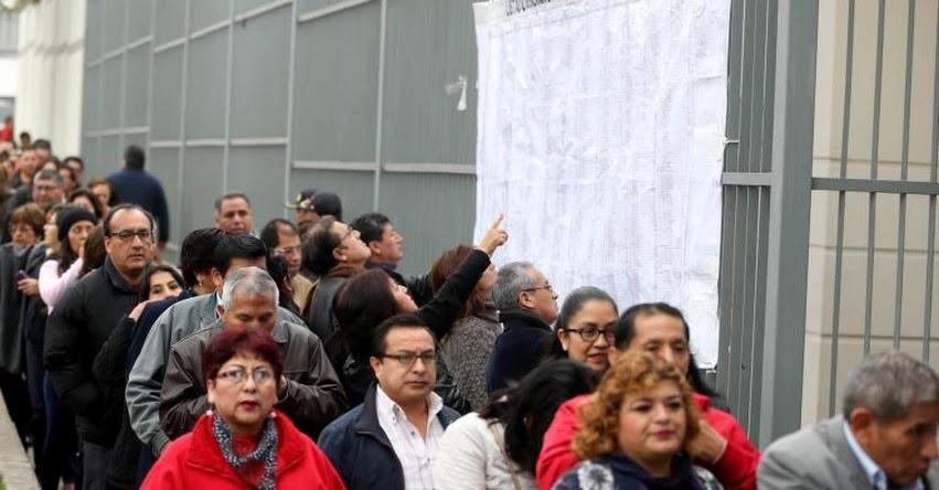 MINEDU: Trayectoria del maestro será reconocida en etapa descentralizada de la Evaluación de Ascenso Docente - www.minedu.gob.pe