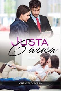 autora Gislaine Oliveira JUSTA CAUSA