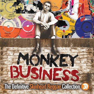 MONKEY BUSINESS - The Definitive Skinhead Reggae Collection (2016)