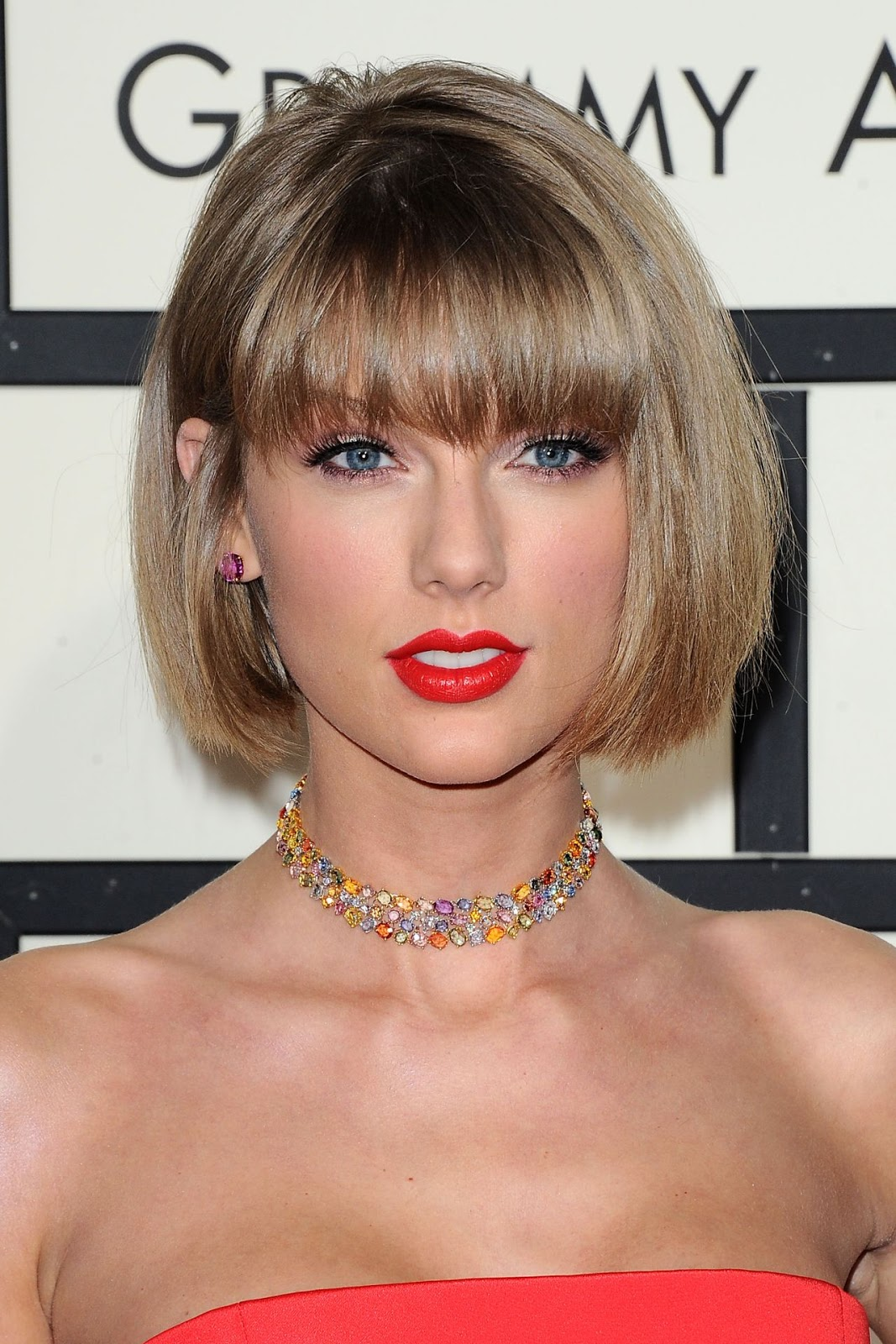 Taylor Swift – 58th Annual GRAMMY Awards in Los Angeles
