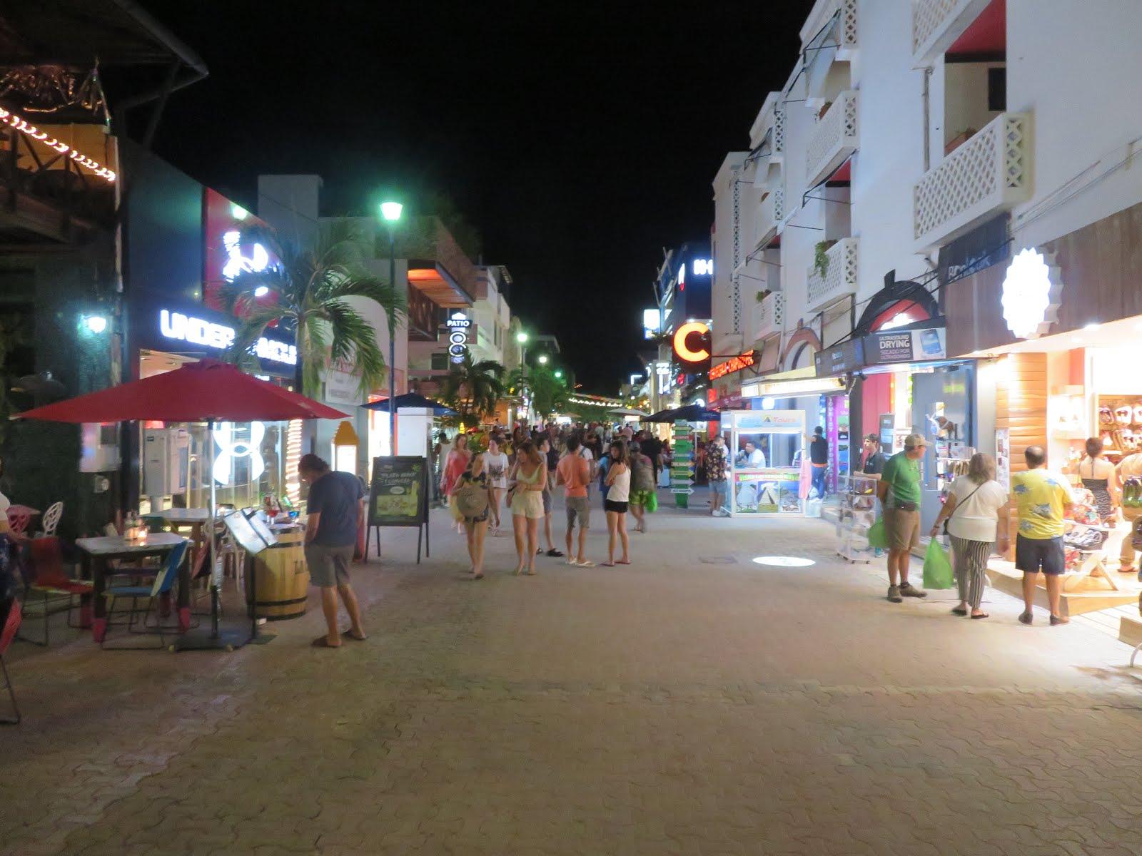 Foto Quinta Avenida, Playa del Carmen