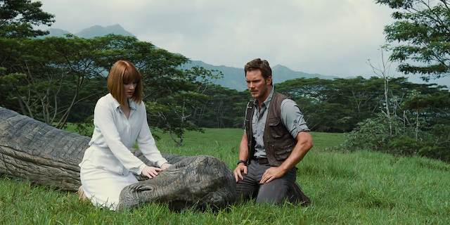 Jurassic World (2015) Dual Audio [Hindi-DD5.1] 720p BluRay ESubs Download